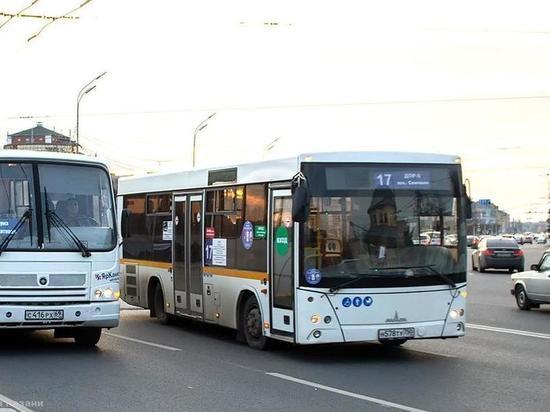 С 5 мая в Рязани изменится маршрут автобуса №17