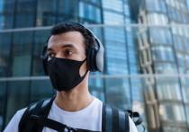 В Тымовском грабитель пришел в магазин в медицинской маске
