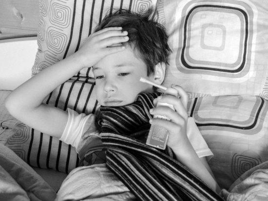 В Алтайском крае падает заболеваемость ОРВИ