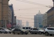 Пробки сковали центр Новосибирска и левобережье утром 5 мая