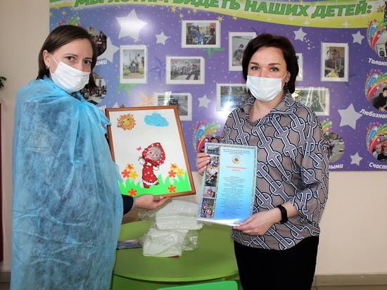 Детям-сиротам в Бурятии покажут сказку из колонии