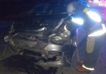 В Калужской области несколько человек пострадали в ДТП