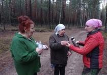 Сморчков не поели: две ивановки, ушедшие в лес за грибами, всю ночь провели в лесу