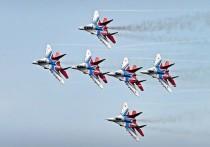 Кузбассовцы увидят грандиозное авиашоу от ВВС России в честь 300-летия региона