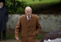 Муж британской королевы Елизаветы II принц Филипп умер от «старости»