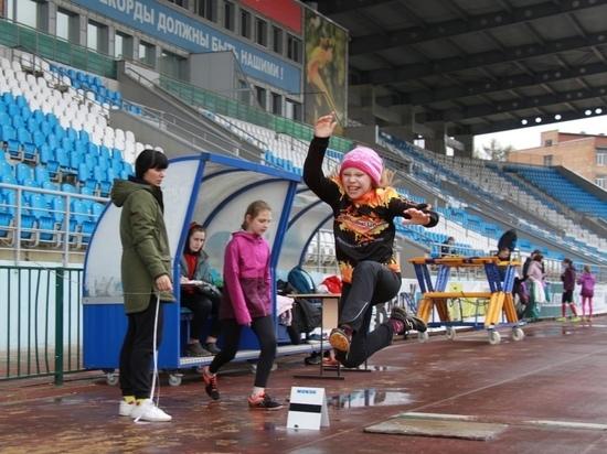 Юная легкоатлетка из Обнинска взяла три медали на турнире в Подольске