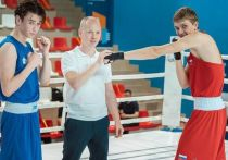 В Омске стартовал турнир по боксу памяти первого директора ОНПЗ