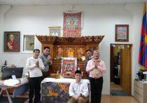 День рождения Панчен-ламы отмечают по всей России и странам СНГ