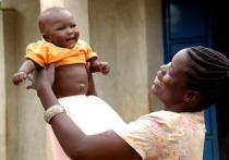 Стали известны подробности рождения сразу девяти детей африканкой