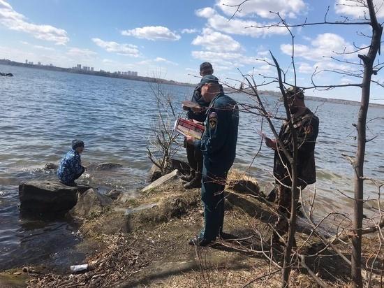 С начала весны в Свердловской области утонули шесть человек