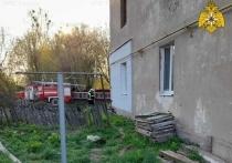 Страшный пожар с погибшим произошел в Калужской области