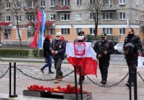 «Ночные волки» почтили память героев Великой Отечественной в Пскове