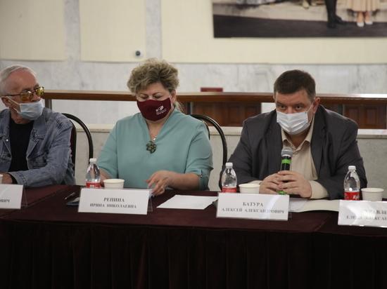 Краснодарский театр драмы отметил дату своего основания