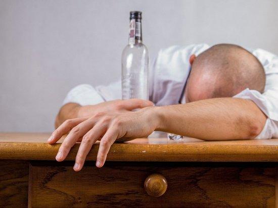 В Калужской области резко возросло число отравлений алкоголем