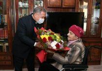 Со 100-летием ветерана войны поздравил Президент Татарстана