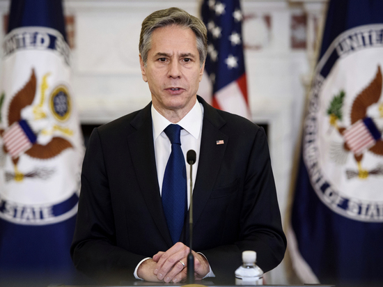 Особенность в поведении госсекретаря США выявил депутат Бальбек