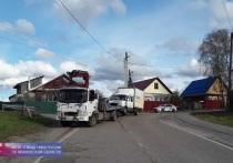 В Ивановской области «Газель» сбила ребенка, внезапно выскочившего на дорогу