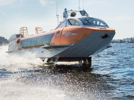 Половодье мешает запустить из Нижнего Новгорода в Юрьевец суда на подводных крыльях