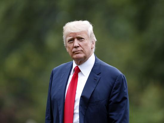 Новая платформа экс-президента США на территории России не работает