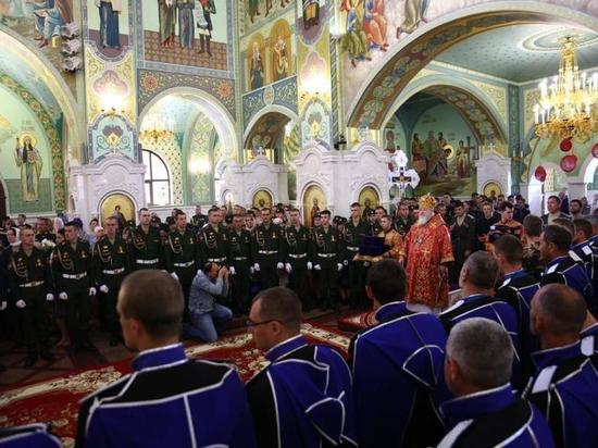 Владимирский собор в Ставрополе выбрали главным храмом армии ЮВО