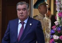 Будет просить о помощи: зачем президент Таджикистана едет в Москву