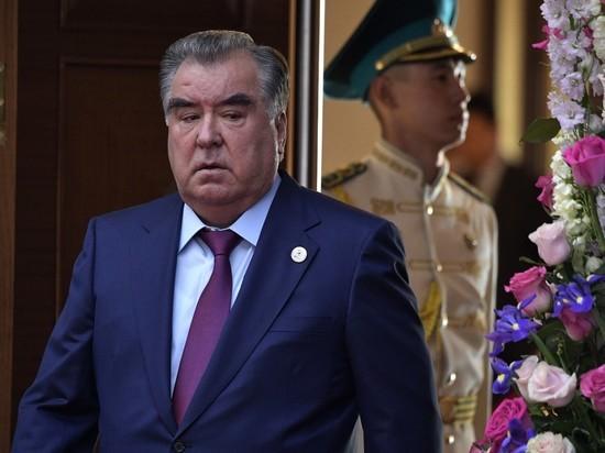 Рахмону нужна поддержка в отношениях с Киргизией