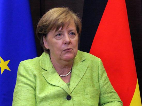 Меркель: у США и ФРГ нет единой оценки по «Северному потоку-2»
