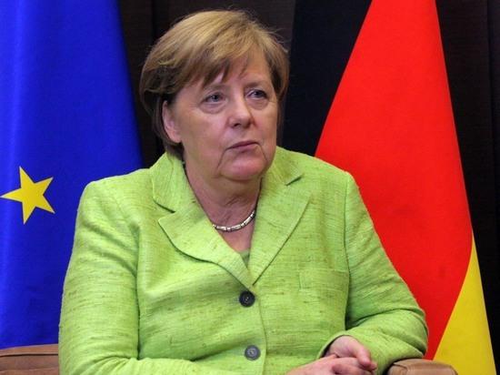 Канцлер Германии Ангела Меркель в ходе выступления на конгрессе заявила, что Германия только совместно с США может эффективно участвовать в глобализации