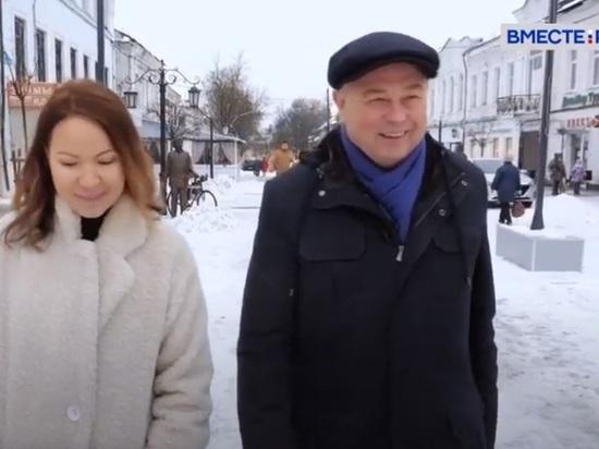 Федеральный телеканал снял фильм о калужском сенаторе Артамонове