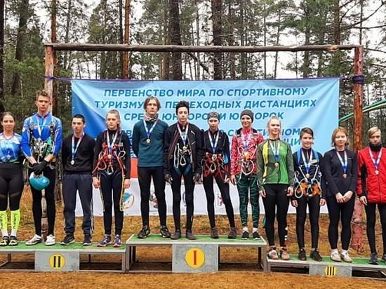 Спортсменка из Иванова стала второй на Первенстве Мира по спортивному туризму