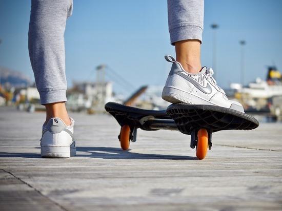 В три раза чаще покупать ролики и скейтборды стали москвичи в преддверии майских праздников