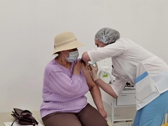 В Кургане открыли новый пункт вакцинации от COVID-19