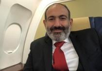 Пашинян заявил, что войну в Карабахе спровоцировала закупка российских истребителей
