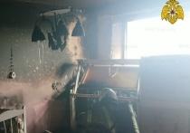 В Калуге на пожаре погиб 58-летний мужчина