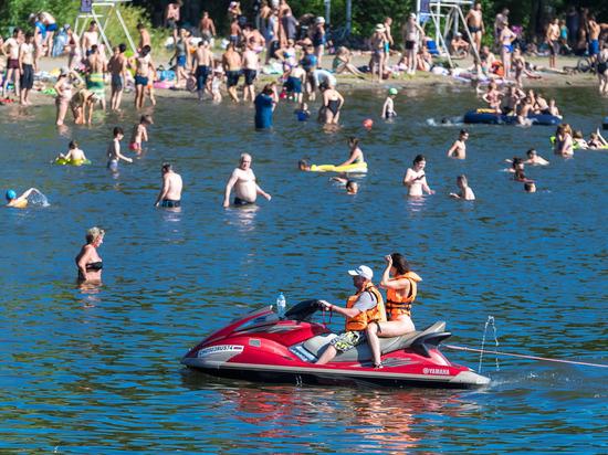 В Челябинске 1 июня откроется купальный сезон
