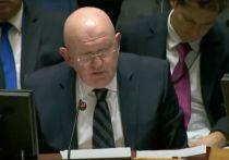 Небензя заявил о нежелании Запада слышать правду о Донбассе