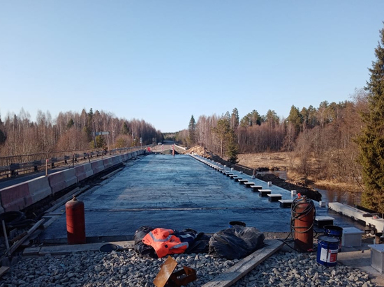 На ремонт мостов в Кировской области выделили более 90 миллионов