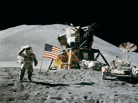 Власти США будут следить за действиями России и КНР по созданию лунной станции