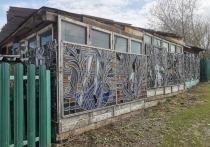 Уникальный курятник с витражными стенами обнаружили в Кузбассе
