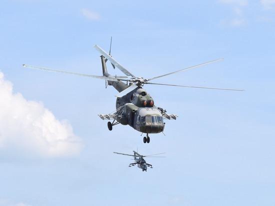 В Киеве объяснили нежелание сбивать российские вертолеты