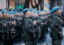 В Пскове состоялась репетиция Парада Победы