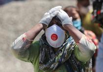 Кончина приехавшего в Индию полностью вакцинированного американского эксперта вызвало беспокойство по поводу эффективности вакцин против двойного мутанта COVID-19