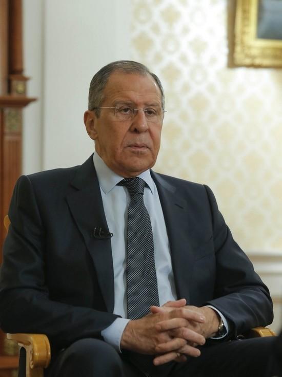 Лавров прокомментировал высказывание депутата о Казахстане
