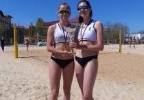 Обнинские пляжницы стали победителями чемпионата Краснодарского края