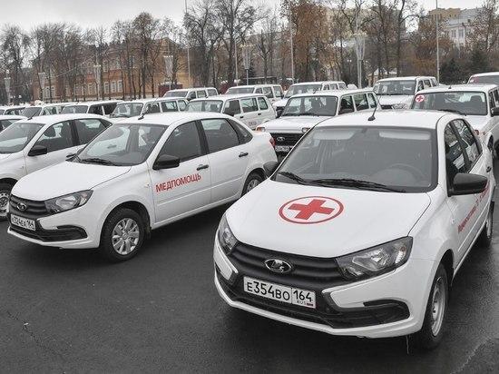 В Саратове дебошир изрезал фельдшера скорой помощи