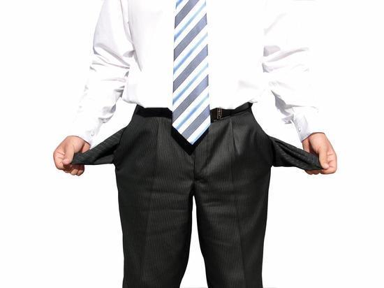 Количество ивановцев, признающих себя банкротами, растет лавинообразно