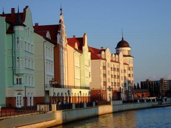 Самолеты из Петрозаводска начнут летать в Калининград