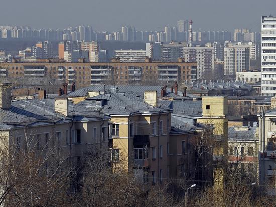 """Телеграм-канал """"360tv"""" сообщил о произошедших обрушениях в двух домах в Москве"""