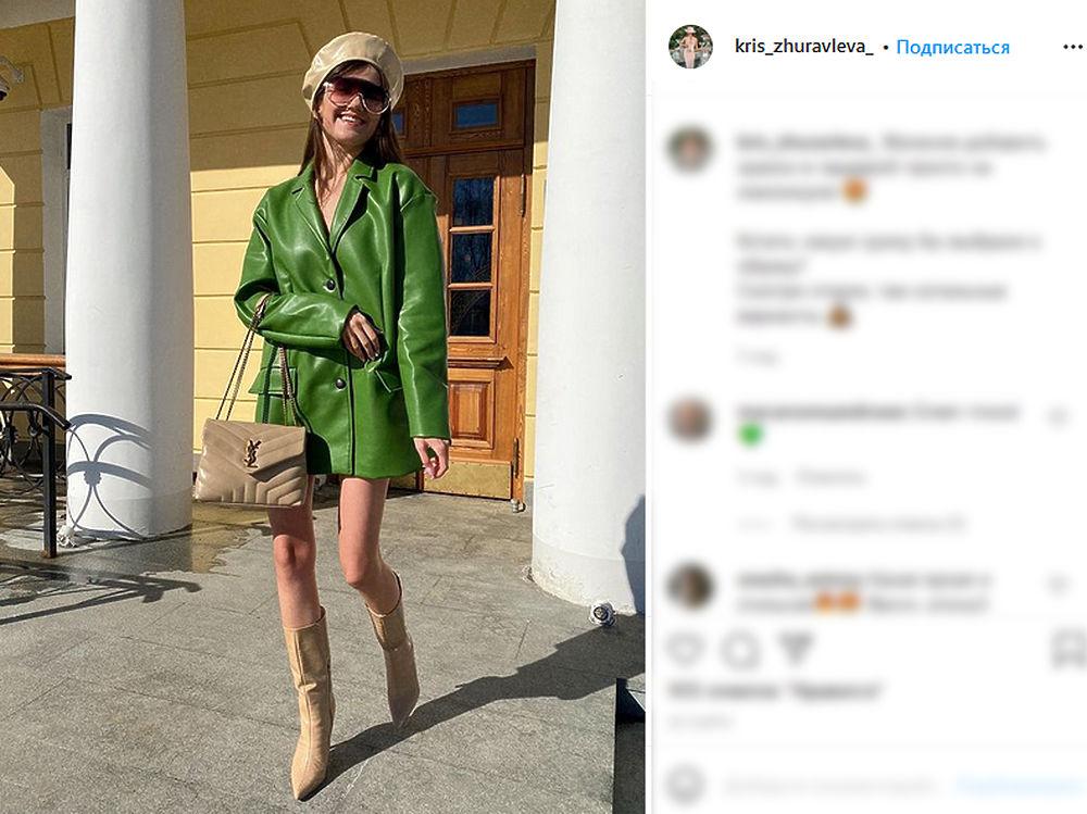 В гибели уральской блогерши Журавлевой заподозрили ее мужа