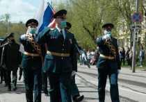 Военнослужащие Центрального округа Росгвардии в преддверии 9 мая приняли участие в ряде военно-патриотических акций